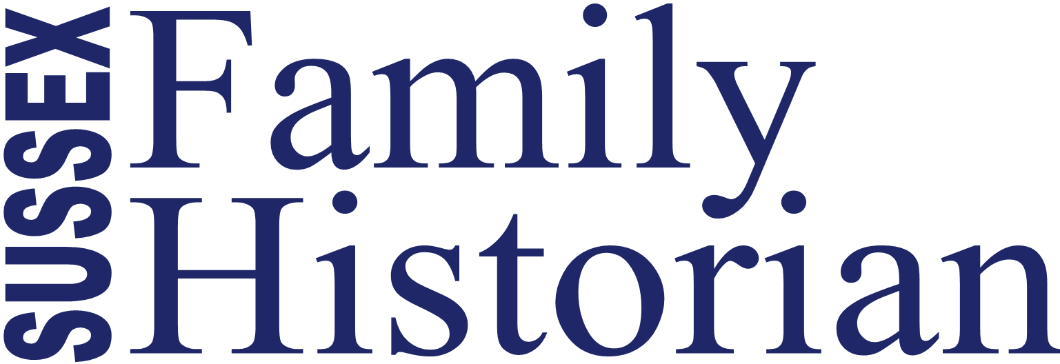 Sussex Family Historian Magazine Logo